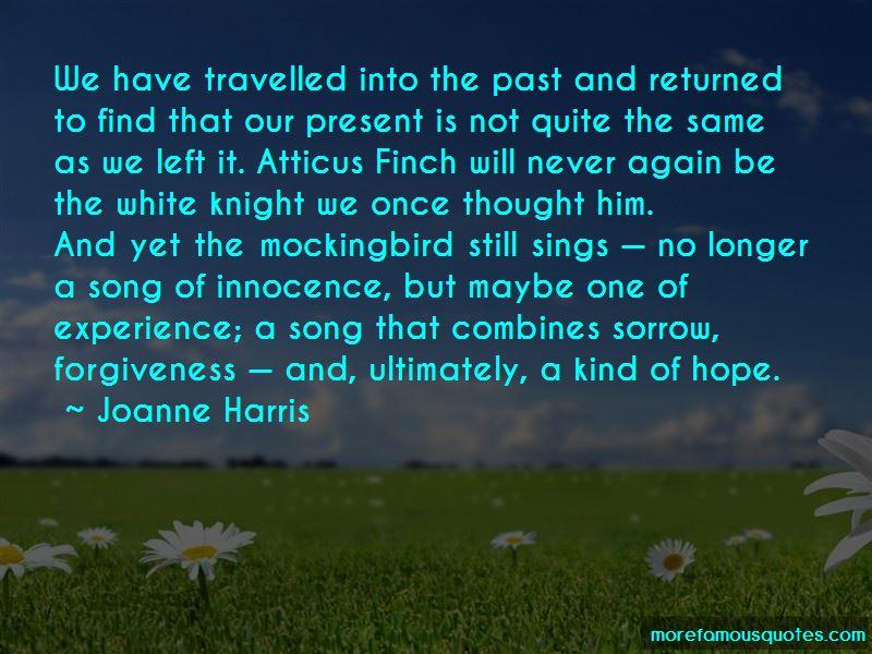 Mockingbird Innocence Quotes