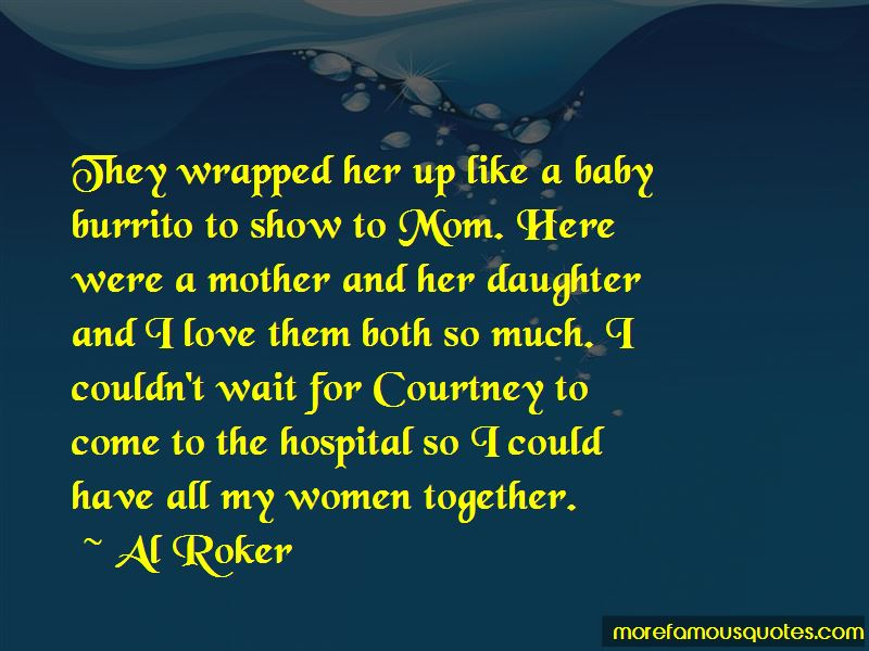 Mom And Baby Daughter Quotes