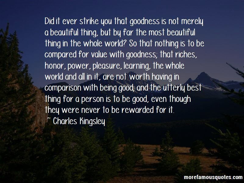 Most Beautiful Thing Quotes
