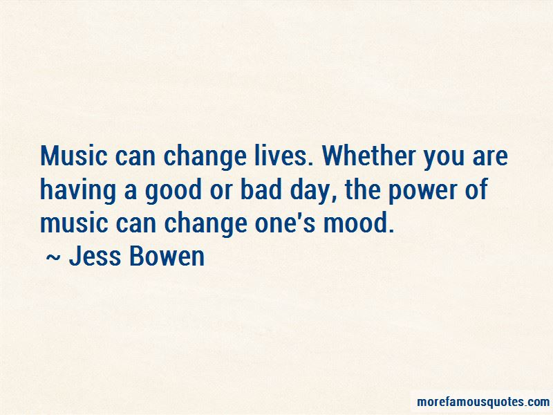 Music Change The Mood Quotes Pictures 4
