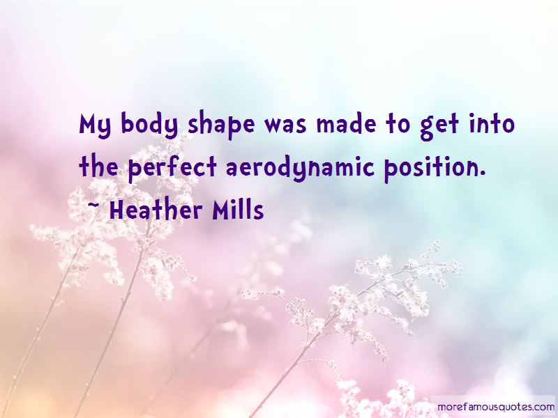My Body Shape Quotes