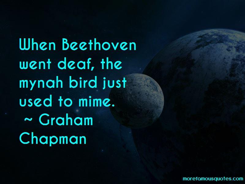 Mynah Bird Quotes
