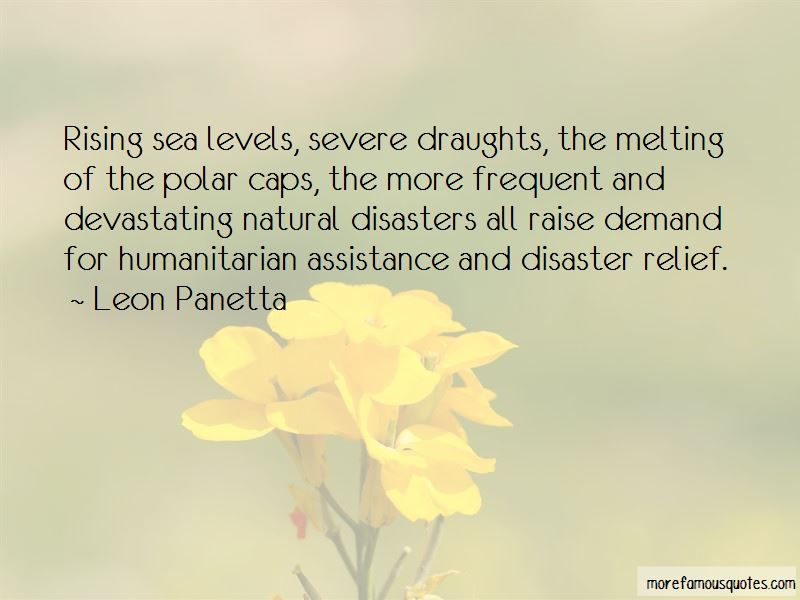 Natural Disaster Relief Quotes Pictures 2