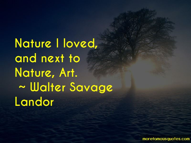 Nature Art Quotes Pictures 3