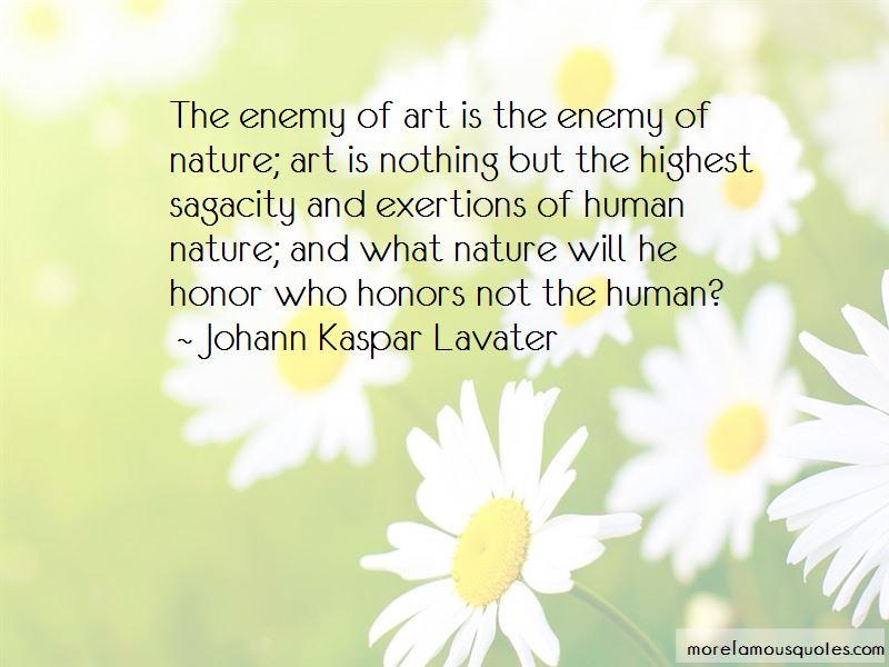 Nature Art Quotes