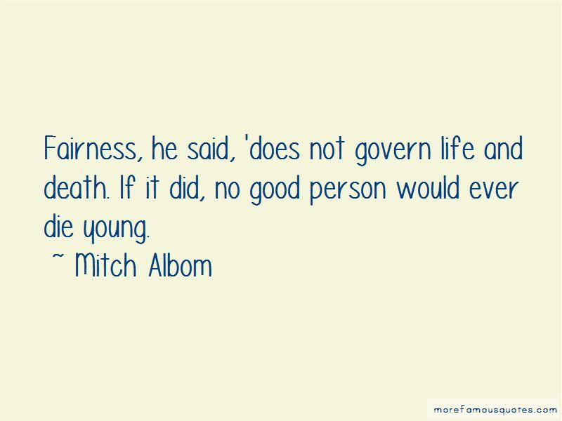 No Good Person Quotes