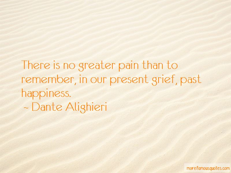 No Greater Pain Quotes