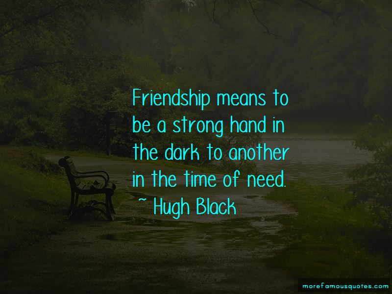 No Time For Friendship Quotes Pictures 3