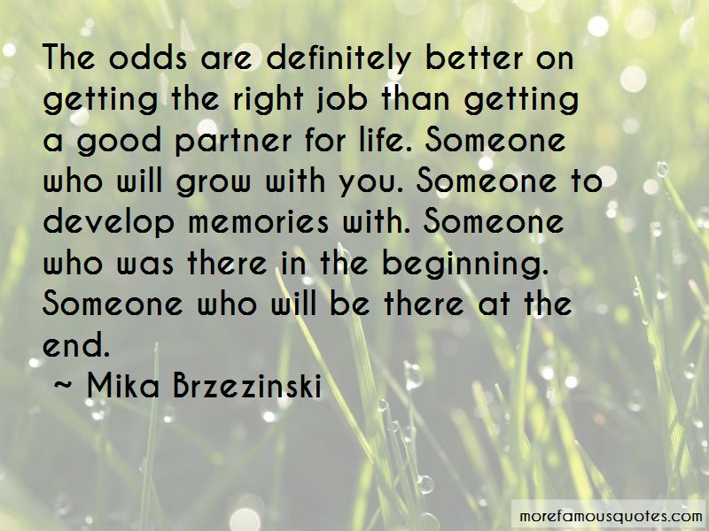 Partner For Life Quotes Pictures 2