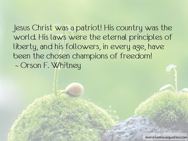 Patriot Quotes