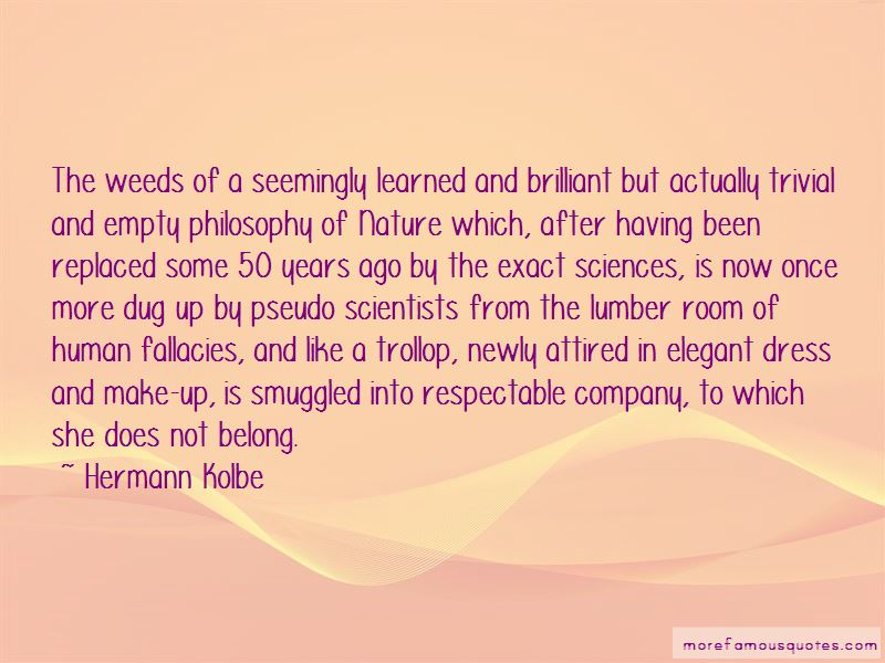 Philosophy Human Nature Quotes