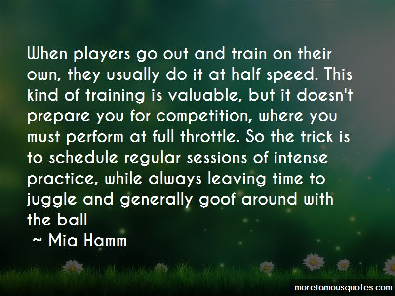 Players Ball Quotes