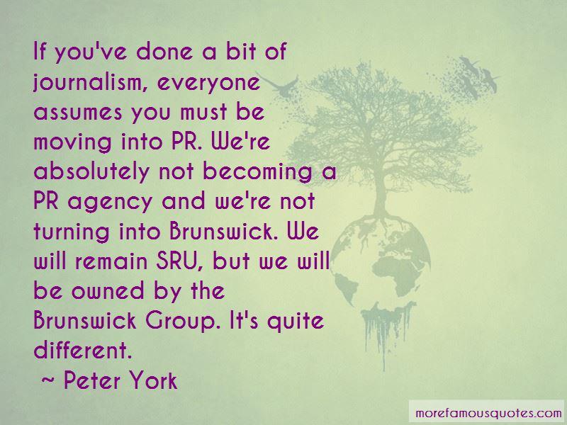 Pr Agency Quotes