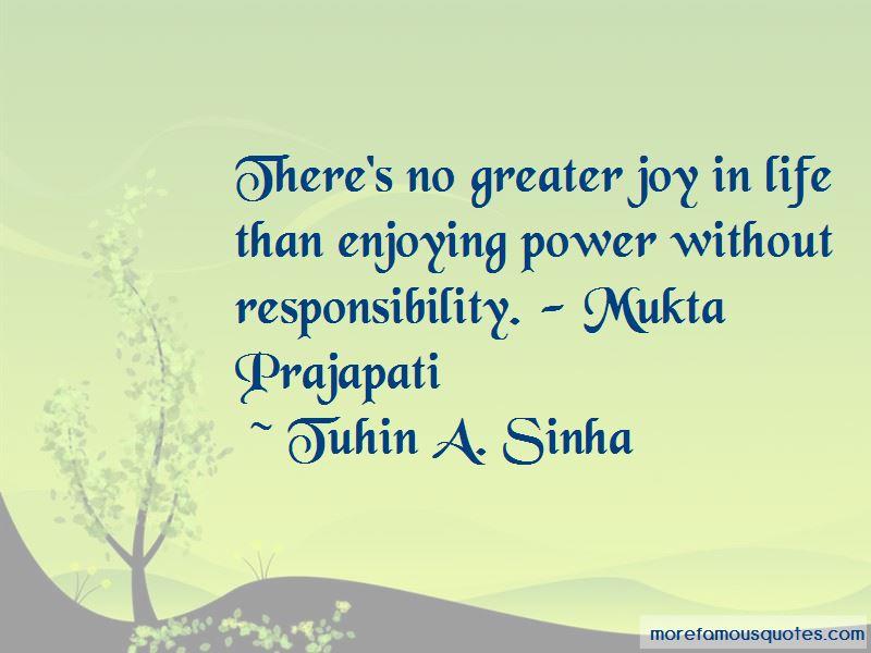 Prajapati Quotes