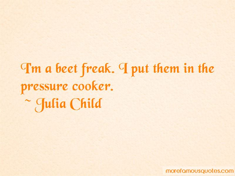 Pressure Cooker Quotes