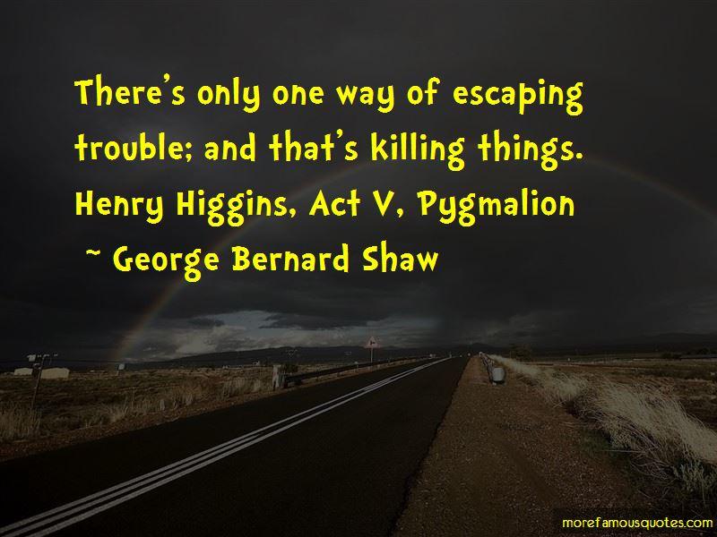 Pygmalion Act 5 Quotes