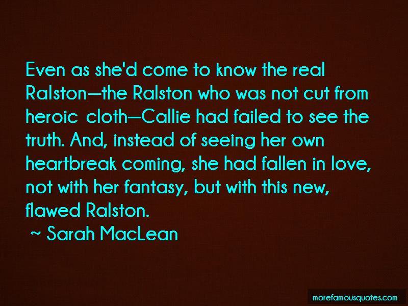 Ralston Quotes