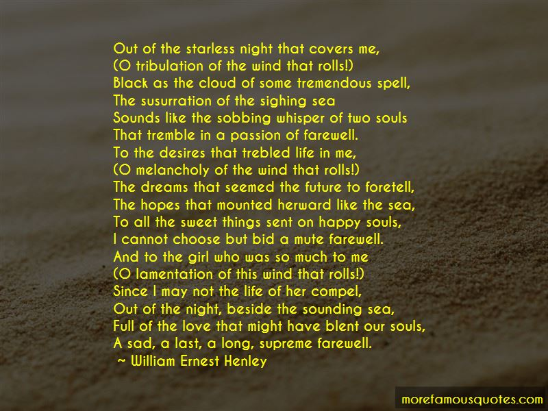 Sad Love Farewell Quotes