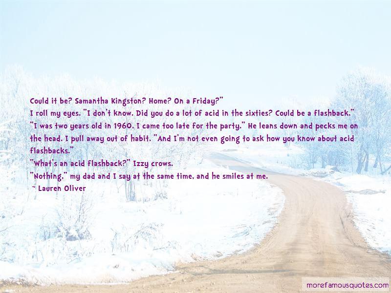 Samantha Kingston Quotes