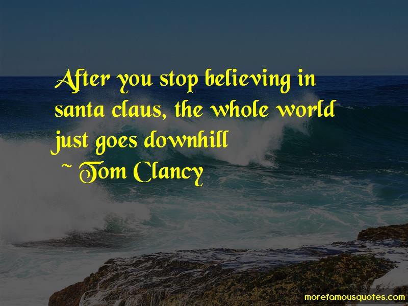 Santa Claus Believing Quotes Pictures 2
