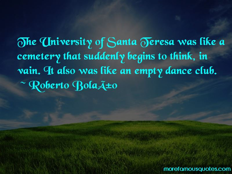 Santa Teresa Quotes Pictures 2