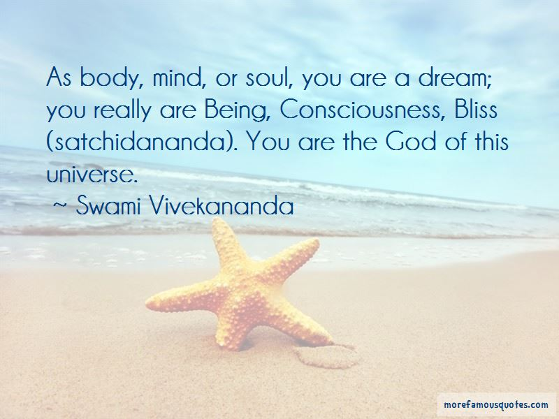 Satchidananda Quotes