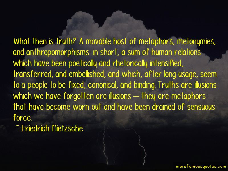 Short Metaphors Quotes Top 4 Quotes About Short Metaphors From