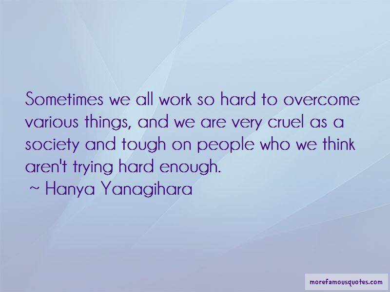 Sometimes Things Are Hard Quotes Pictures 3