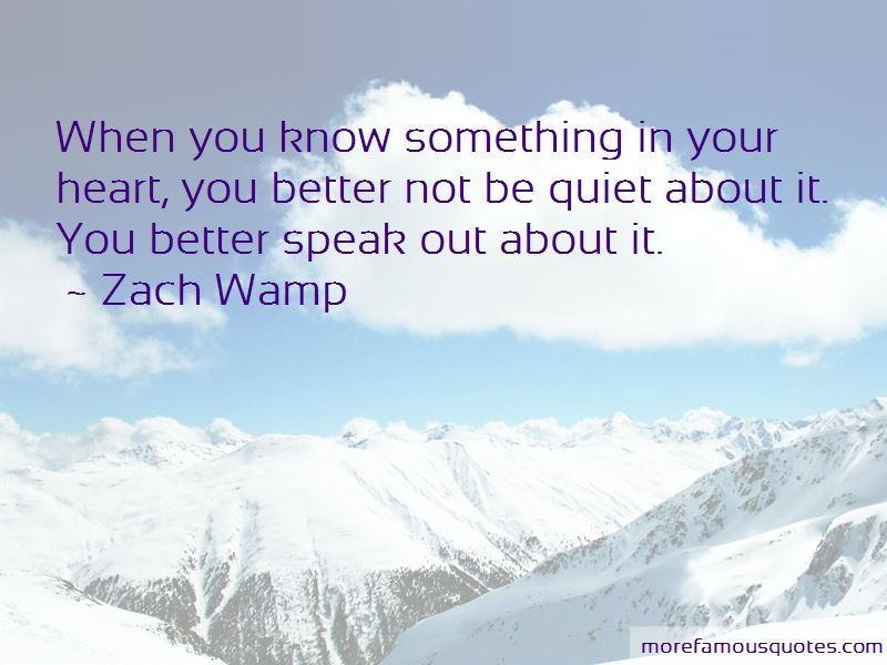 Speak Your Heart Out Quotes Pictures 3