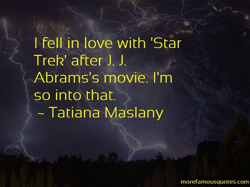 Star Trek Love Quotes Pictures 4