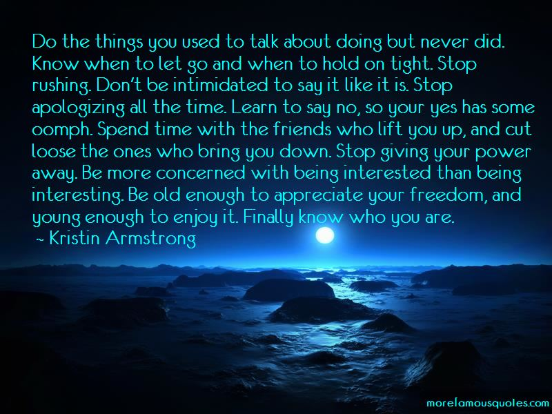 Stop Apologizing For Who You Are Quotes Pictures 2