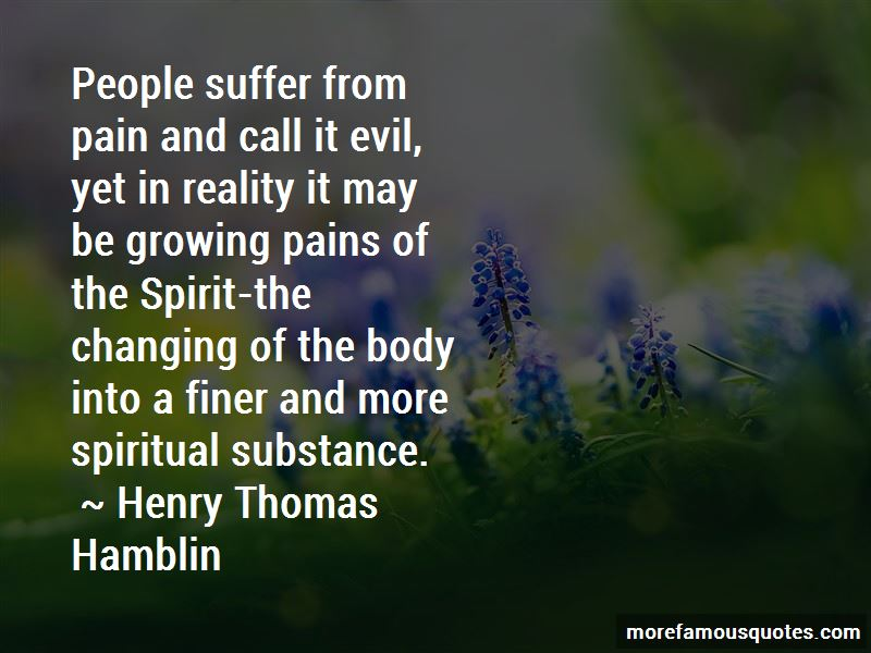 Suffer From Pain Quotes