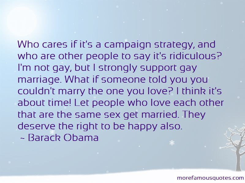 Quotes About Time And Love | Support Gay Love Quotes Top 7 Quotes About Support Gay Love From