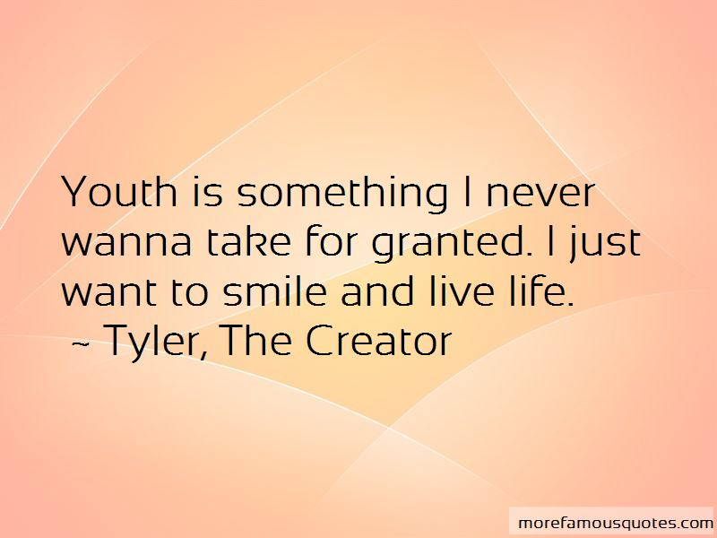 Take Me Granted Quotes