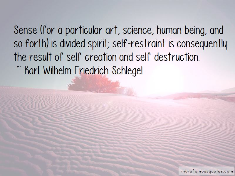 The Art Of Self Destruction Quotes
