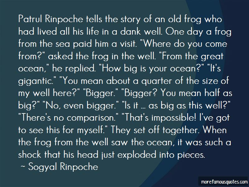 The Big Sea Quotes Pictures 3
