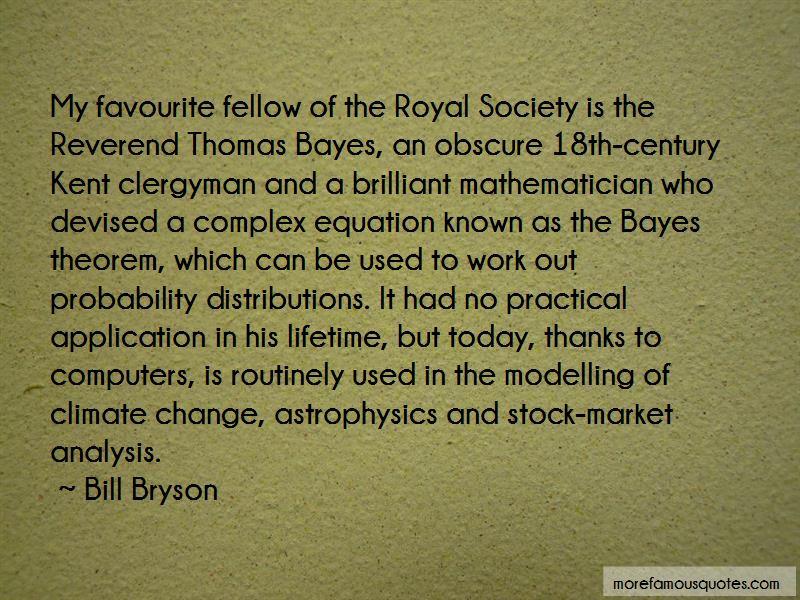 Thomas Kent Quotes