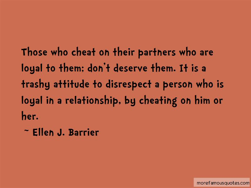 Those Who Cheat Quotes: top 17 quotes about Those Who Cheat ...