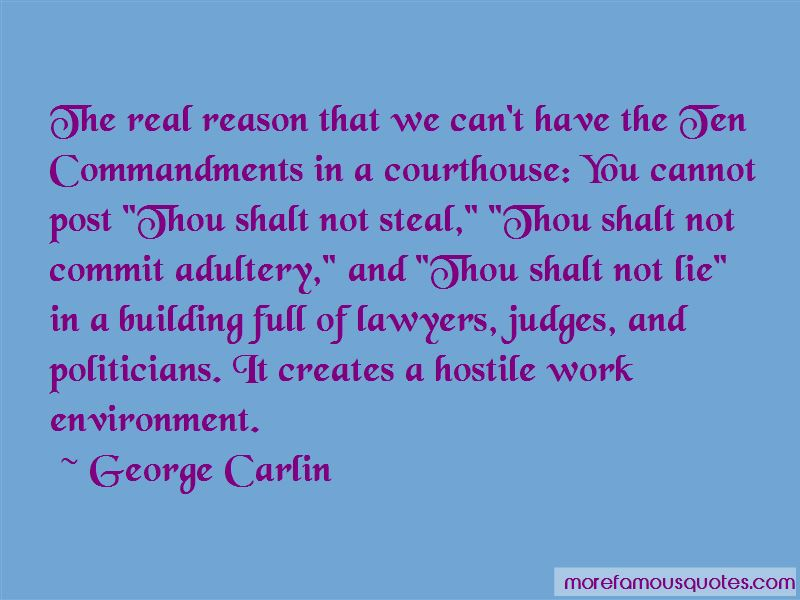 Thou Shalt Not Lie Quotes Pictures 3