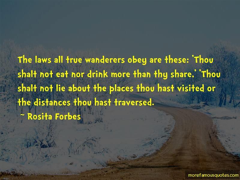 Thou Shalt Not Lie Quotes