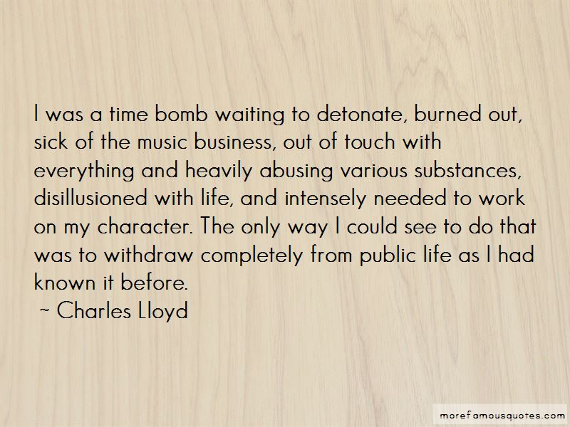 Time Bomb Quotes Pictures 2