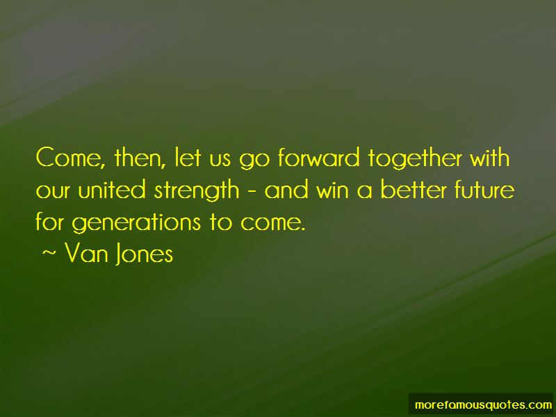 Together We Win Quotes