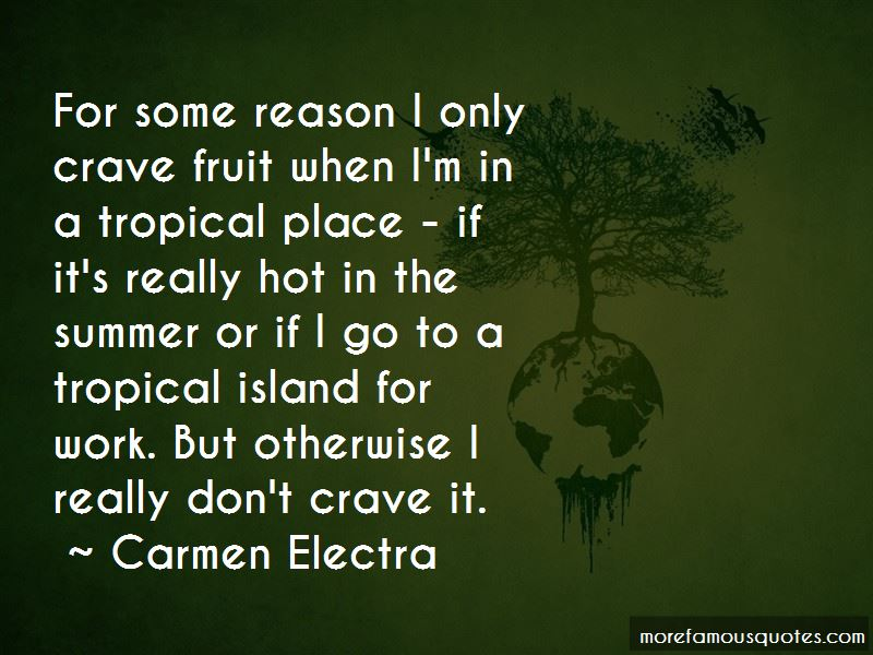 Tropical Summer Quotes