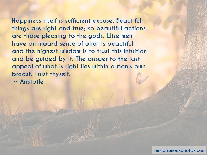 Trust Thyself Quotes