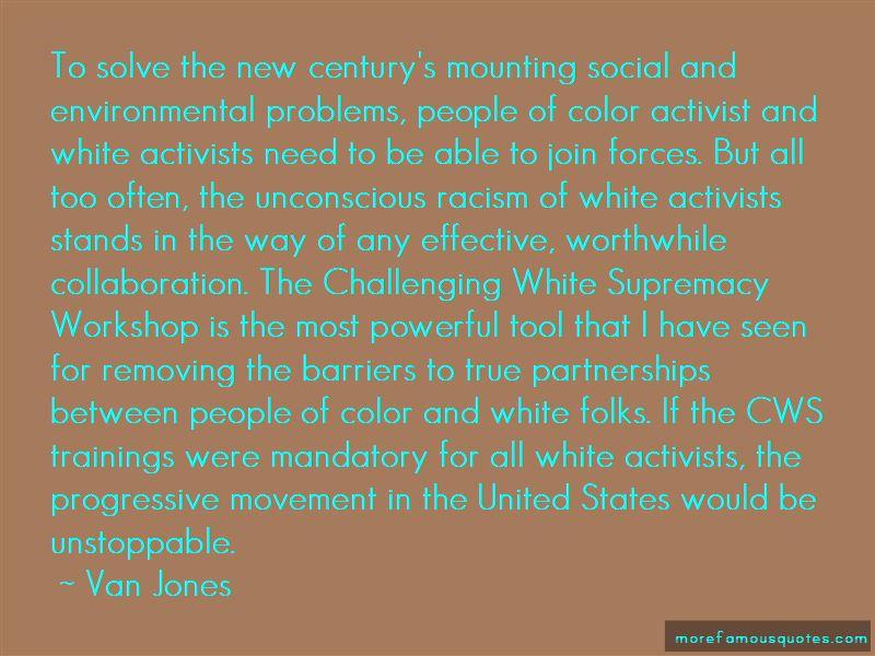 Unconscious Racism Quotes