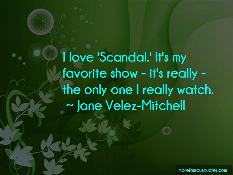 Va Scandal Quotes