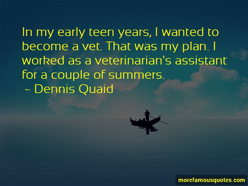 Vet Tech Quotes Prepossessing Vet Assistant Quotes Top 2 Quotes About Vet Assistant From Famous