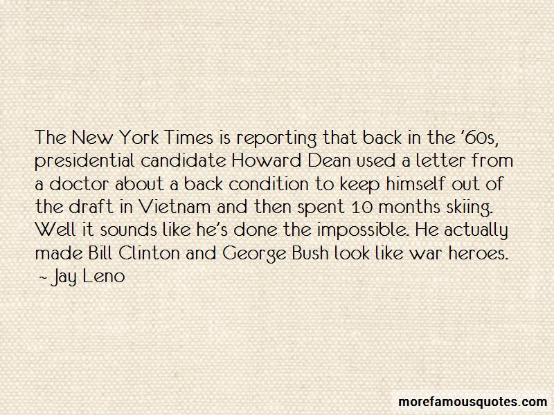 Vietnam War Draft Quotes
