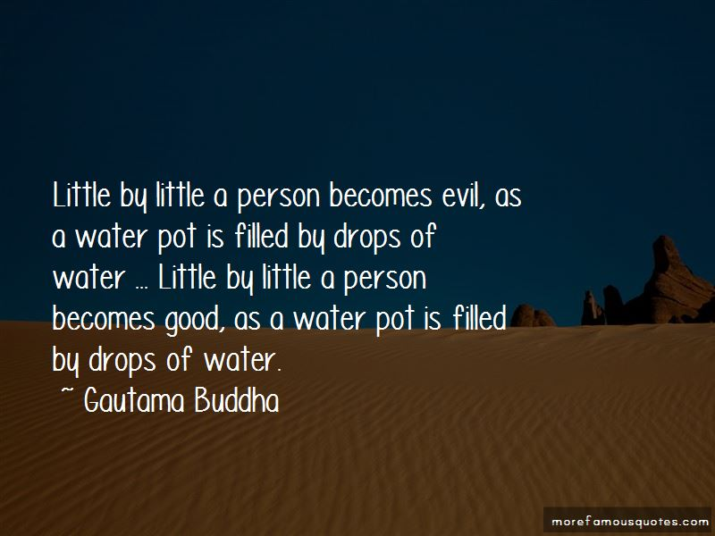 Water Pot Quotes