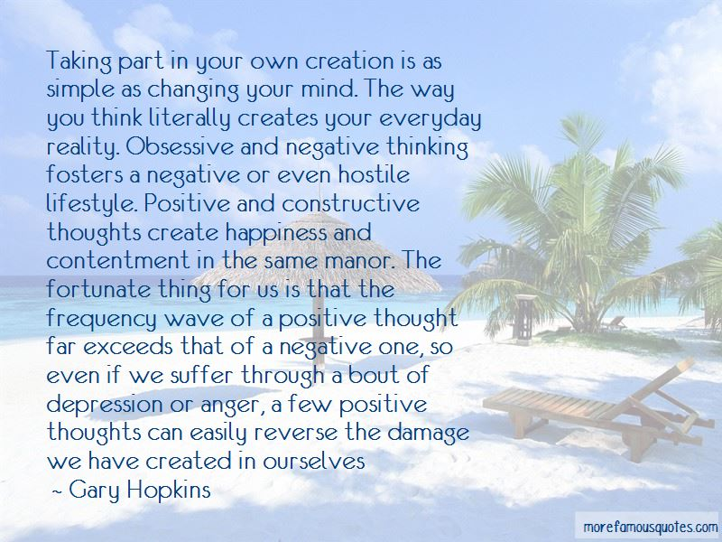 We Create Our Own Happiness Quotes Pictures 4